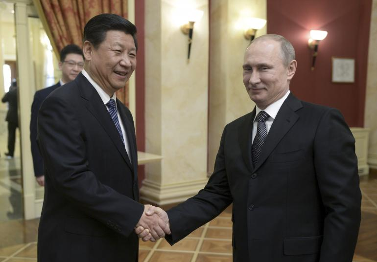 China expected to sign gas deal with Russia
