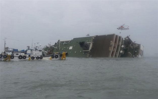 Bangladeshi ferry capsizes; 70killed-UPDATED