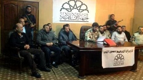 Syria's Islamic Front denies plans to attack Egypt