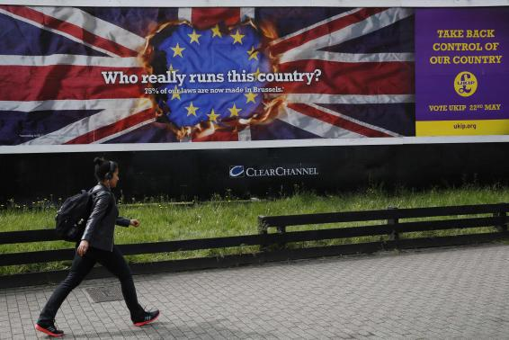 Europe's anti-EU protest vote leaves business cold