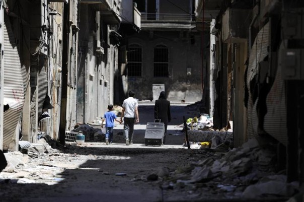 UN warns of 'healthcare collapse' in Syria