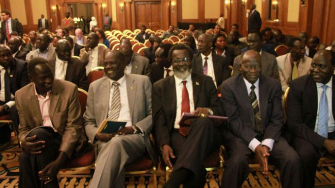 S. Sudan talks suspended until May 29: IGAD source