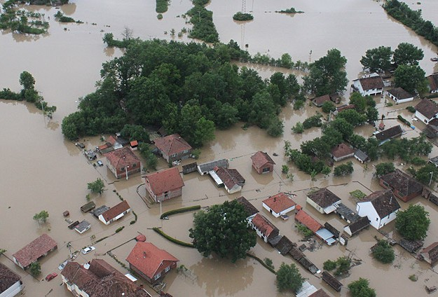 Over a million Bosnians affected by floods- UPDATED
