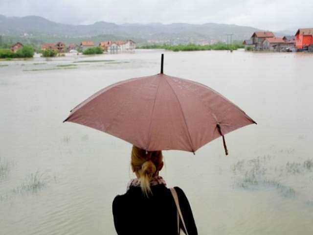 Balkans struggle with floods after heavy rain