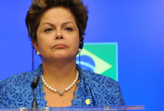 Brazil president condemns military response to world conflicts