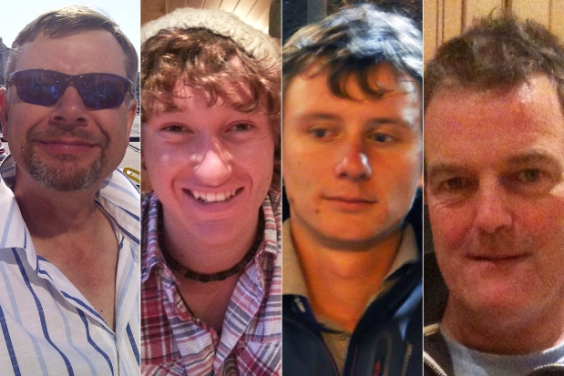 British pressure mounts on U.S. to resume search for missing sailors