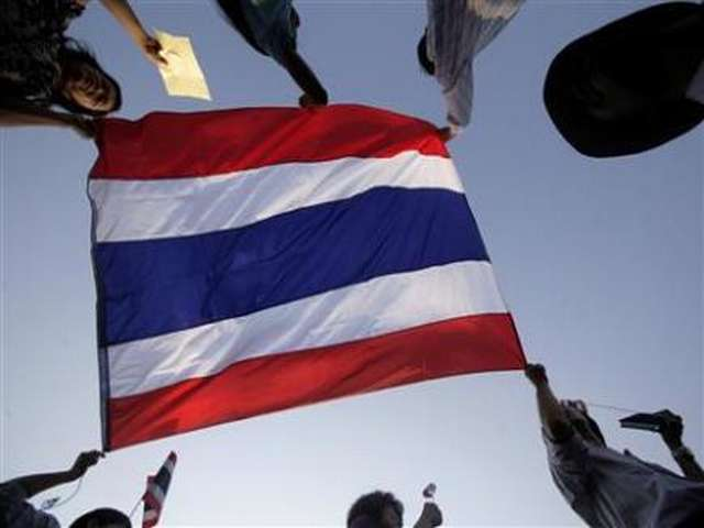 Thais hoping army will bring order after chaos