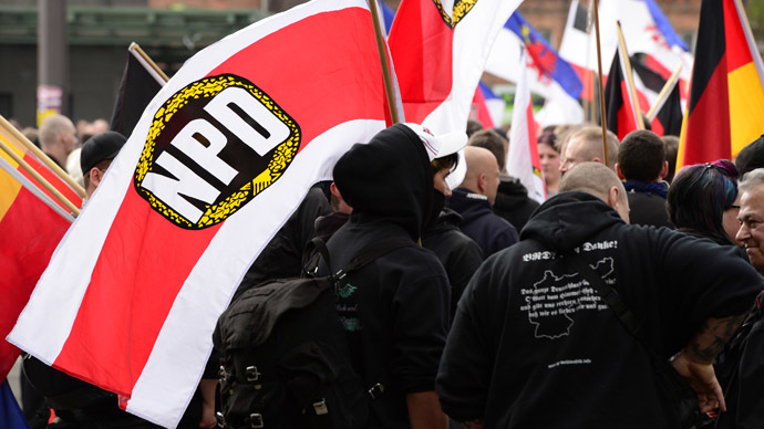 German party accused of neo-Nazi traits set for EU parliament