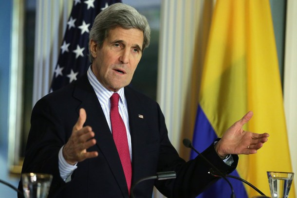 U.S. officials defend Kerry from Israeli criticism