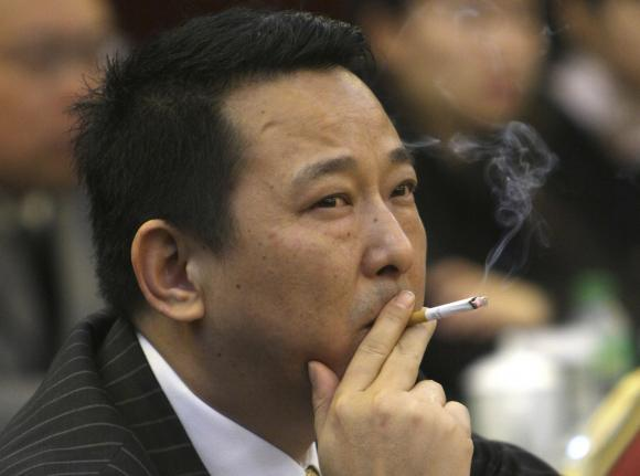 Businessman linked to China's ex-security tsar sentenced to death