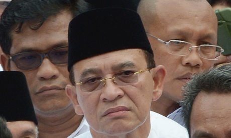 Indonesia religious affairs minister named suspect in graft case