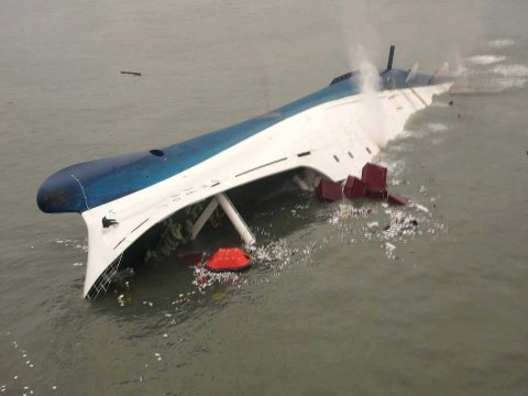 South Korea sentences ferry operator chief to 10 yrs in jail