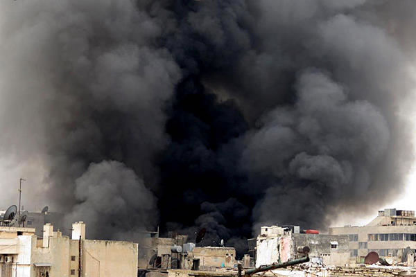 Deadly gas 'used 49 times' after Syria UN resolution