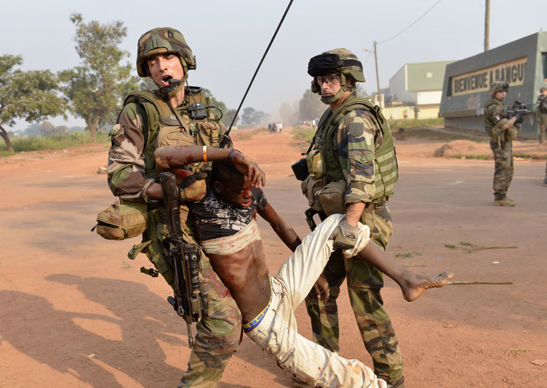 Two Muslims killed in CAR clashes with French troops