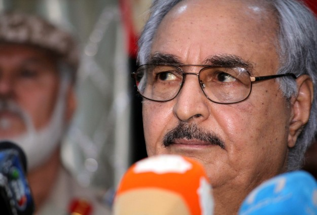 Haftar forces seize rival army unit in Benghazi