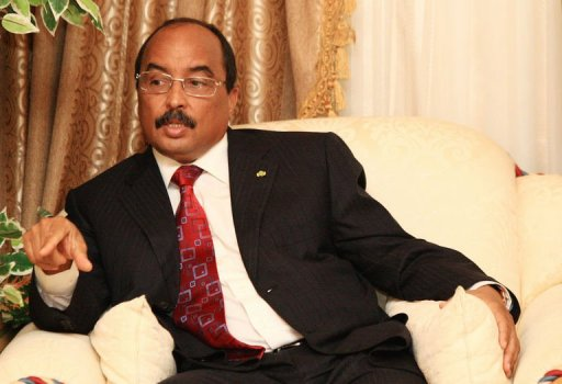 Mauritania leader in Mali for mediation with Tuaregs