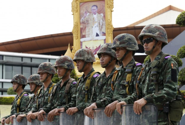 Thai junta battles corruption in registering illegal migrants