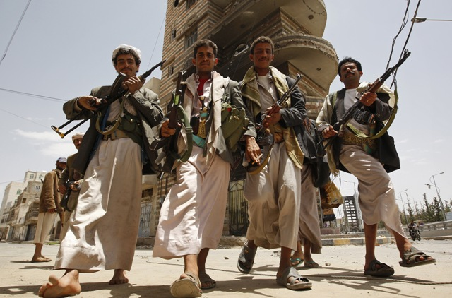 Yemen's army in ceasefire with Amran's Houthis