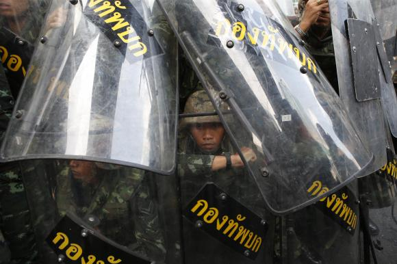 Thai media call on junta to ease restrictions