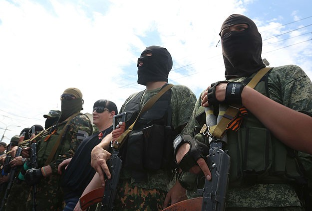 Ukraine to push on with army offensive