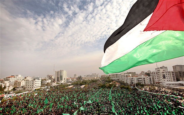 Hamas calls for escalation against Israel in W. Bank
