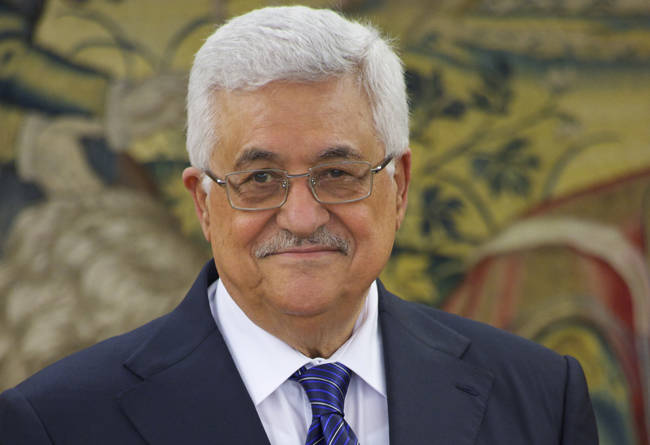 Abbas says stands by Egypt