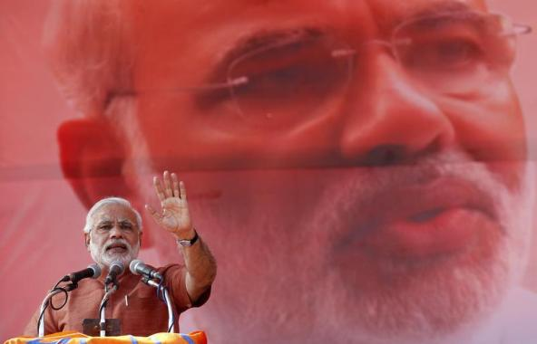 India holds final phase of polls in Modi's stronghold