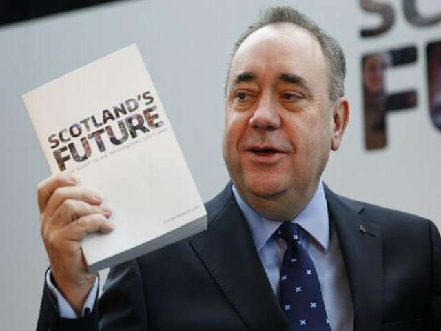 Scottish leader resigns after referendum defeat