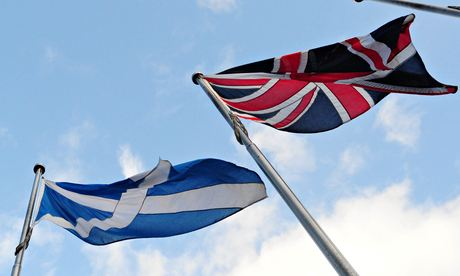 Scottish soldiers join battle over independence