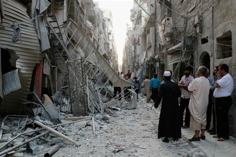 Syria and neighbours need reconstruction plan - World Bank