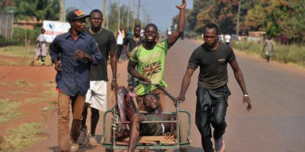 22 killed in two days of Central African clashes