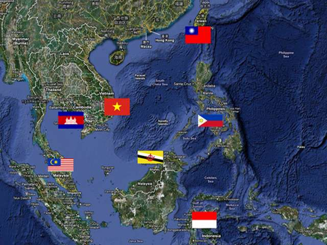 China says can build what it wants on S.China Sea isles