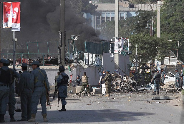 Two Finnish aid workers killed in western Afghanistan