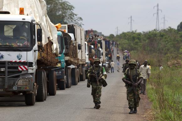 U.N. wants 1,030 more peacekeepers for Central African Republic