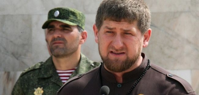 Chechen leader Kadyrov questions 1,000 over lost phone