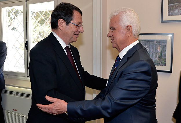 Cyprus leaders agree to speed up peace talks