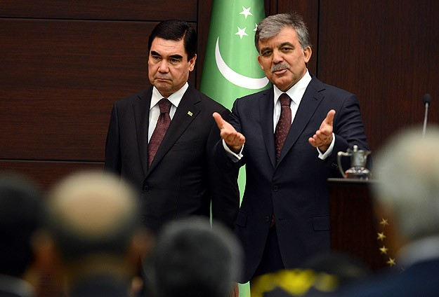 Turkey, Turkmenistan looking to revive Silk Road