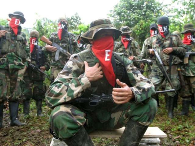 Colombia, ELN to begin peace talks