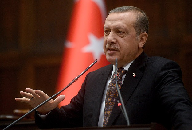 Erdogan: Disarmament of PKK a key step for Turkey