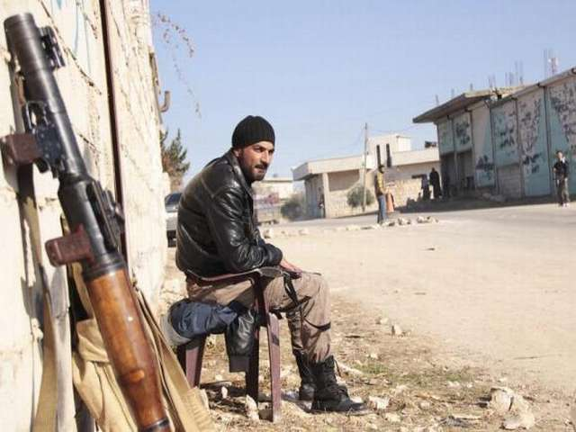 Militants seize 10 towns in northern Iraqi province