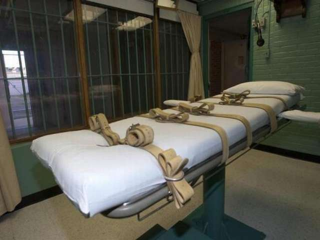 Lethal drugs leaked in botched Oklahoma execution -report