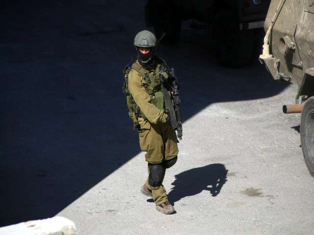 10,000 Israeli soldiers deployed in Arab cities- UPDATED
