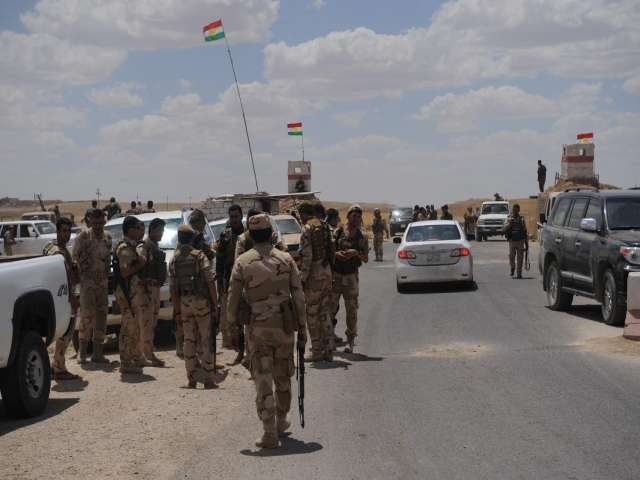 France ready to offer technical support to Iraqi Kurdish forces