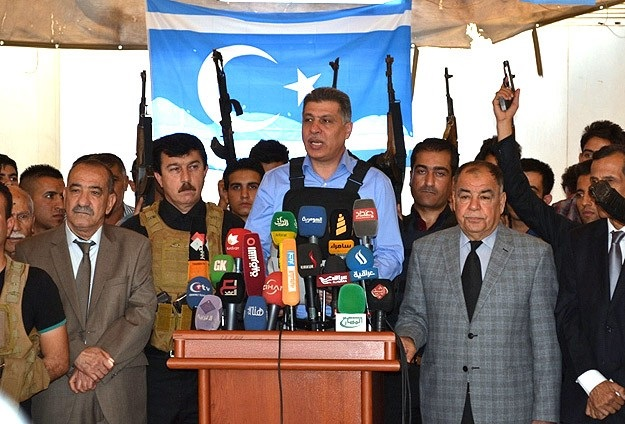Iraqi Turkmen leader slams Turkic states' lack of support