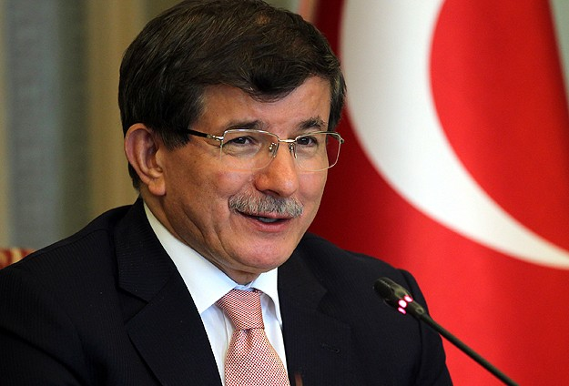 PM Davutoglu vows unity between Turks and Kurds