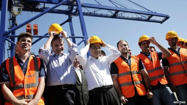 Greece deal provides China with 'gateway to Europe'