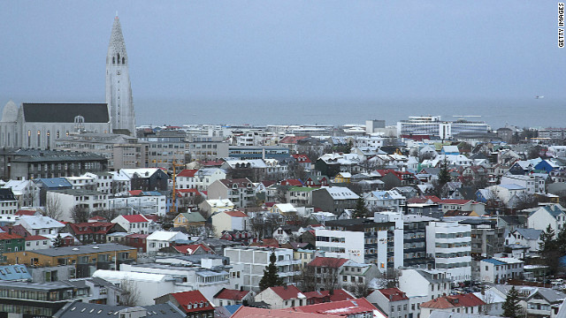 Iceland will not join EU