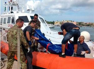 Seventeen migrants dead, 278 saved in Strait of Sicily