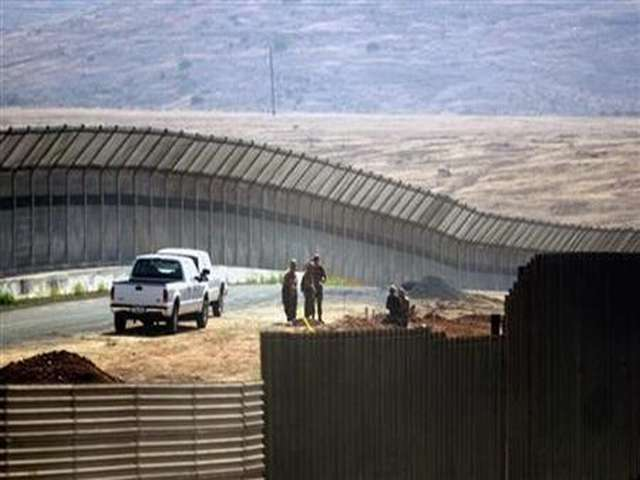 Private citizens out to 'secure' the U.S. border