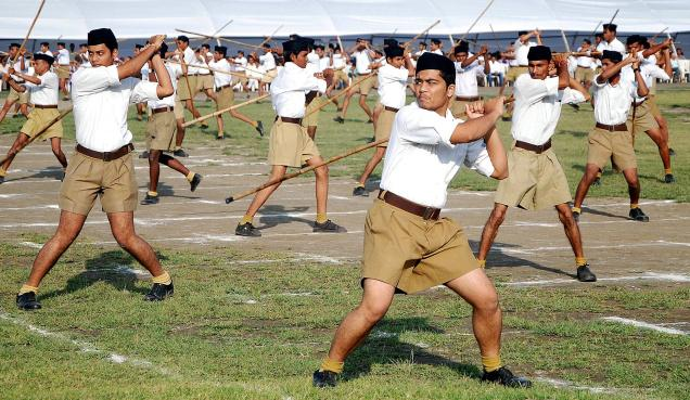 Report shows US Hindu nationalists funding India's RSS